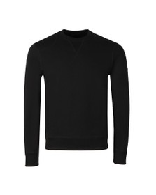 Belstaff Mens Black Jefferson Sweatshirt