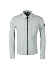 Belstaff Mens Grey Throncroft 2.0 Overshirt