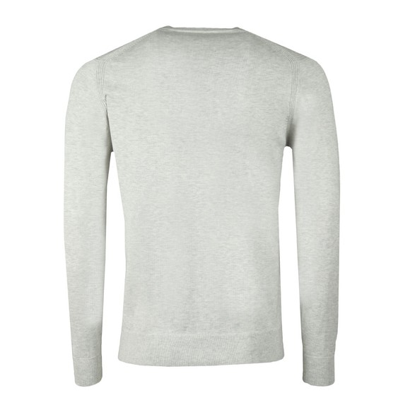 Belstaff Mens Grey Moss Crew Neck Jumper main image