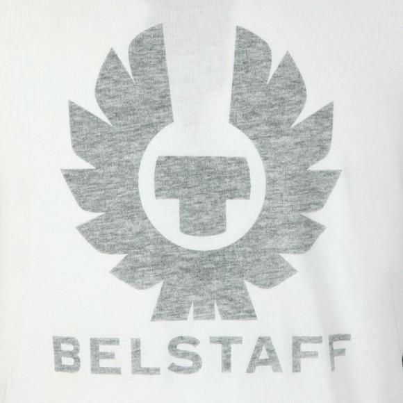 Belstaff Mens White Coteland 2.0 T Shirt