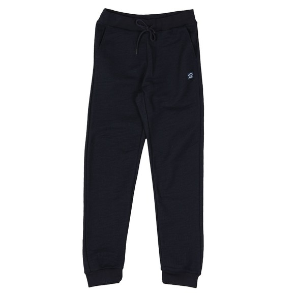 Paul & Shark Mens Blue Textured  Sweatpant main image