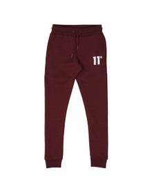 Eleven Degrees Mens Red Core Jogger