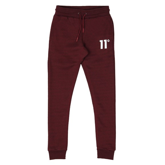 Eleven Degrees Mens Red Core Jogger main image