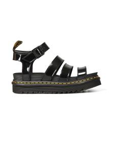 Dr Martens Womens Black Blaire Sandal