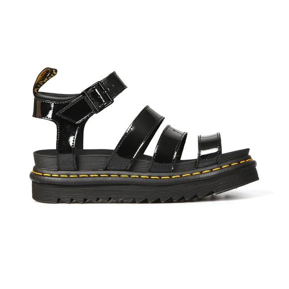 Dr Martens Womens Black Blaire Sandal main image
