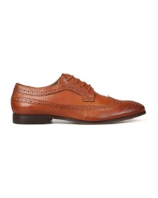H By Hudson Mens Brown Crowthorne Shoe