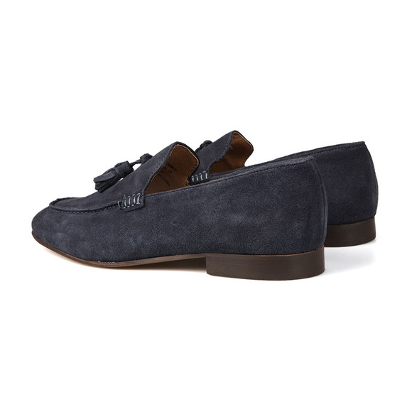 H By Hudson Mens Blue Bolton Shoe main image
