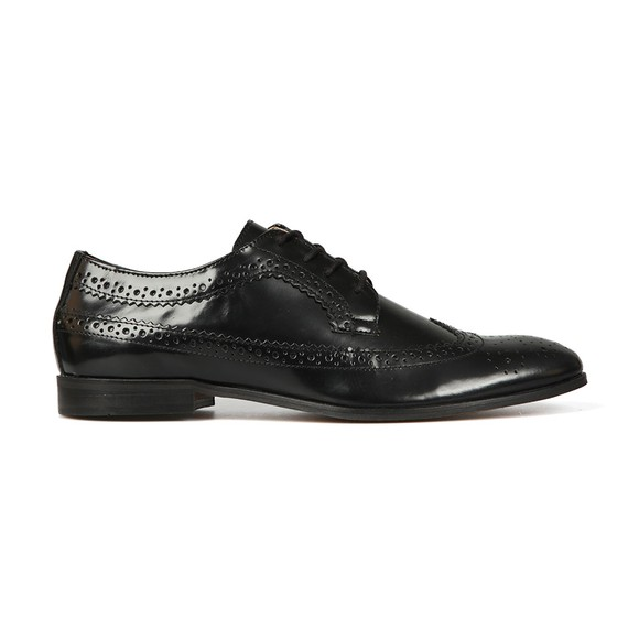 H By Hudson Mens Black Crowthorne Shoe main image