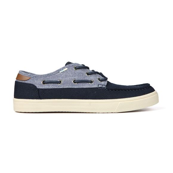 Toms Mens Blue Dorado Lace Shoe main image