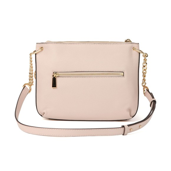 Michael Kors Womens Pink Lillie Large Messenger