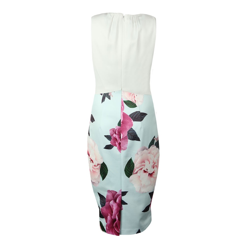 Annile Magnificent Ruched Bodycon Dress main image