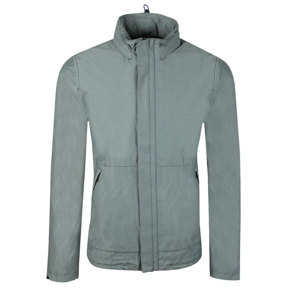 PS Paul Smith Mens Blue Hooded Jacket main image