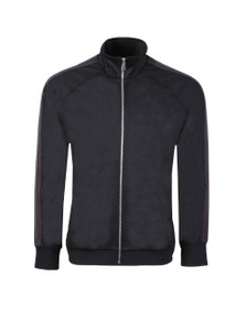 PS Paul Smith Mens Blue Tape Track Top