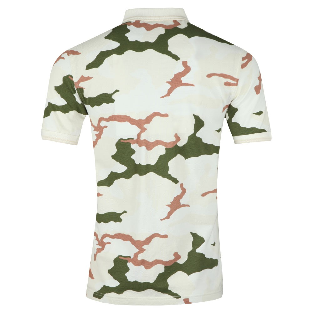 555c6b2b Fred Perry X Arktis Camo Polo | Oxygen Clothing