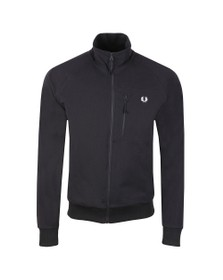 Fred Perry Mens Blue Utility Track Jacket