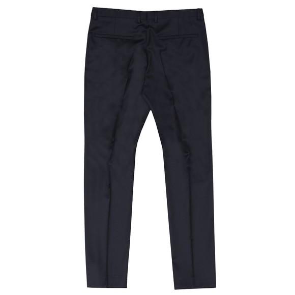 HUGO Mens Blue Hesten 182 Trouser