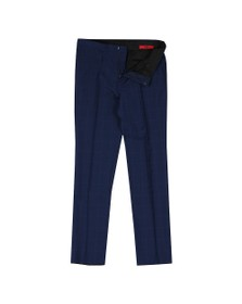 HUGO Mens Blue Hets 182 Trouser