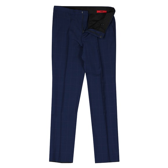 HUGO Mens Blue Hets 182 Trouser