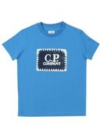 Stamp Crew T Shirt