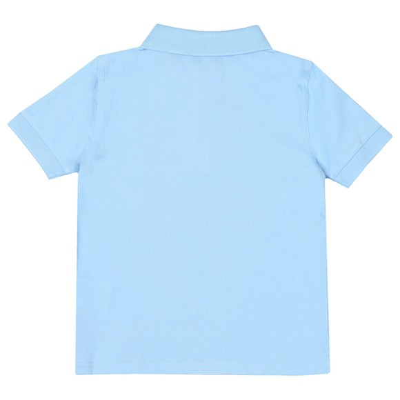 Gant Boys Blue Original Pique Polo Shirt main image