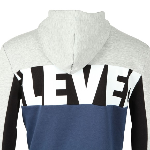 Eleven Degrees Mens Multicoloured Bimex Block Hoodie main image
