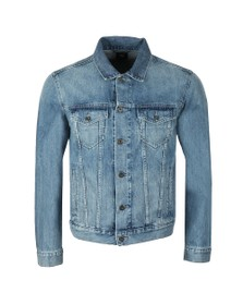 Edwin Mens Beige High Road Denim Jacket