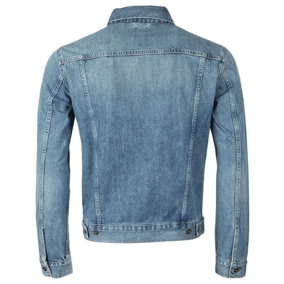 Edwin Mens Beige High Road Denim Jacket main image