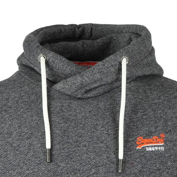 Superdry Mens Grey Field Hood main image