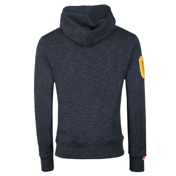 Superdry Mens Blue Field Hood main image