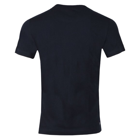 Lacoste Sport Mens Blue TH3496 Tee main image