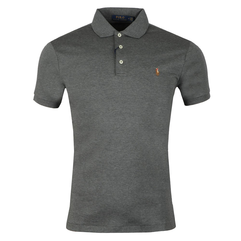 8985cef2c47f3 Polo Ralph Lauren Slim Fit Pima Polo Shirt | Oxygen Clothing