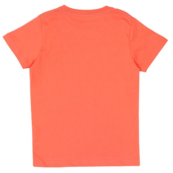 Hackett Boys Orange Mr Class T Shirt main image