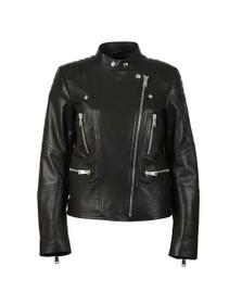 Belstaff Womens Black Sidney 3.0 Leather Jacket