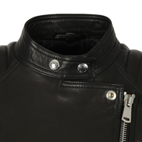 Belstaff Womens Black Sidney 3.0 Leather Jacket main image