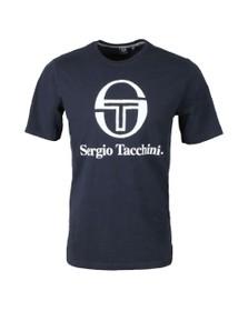 Sergio Tacchini Mens Blue Chiko Tee