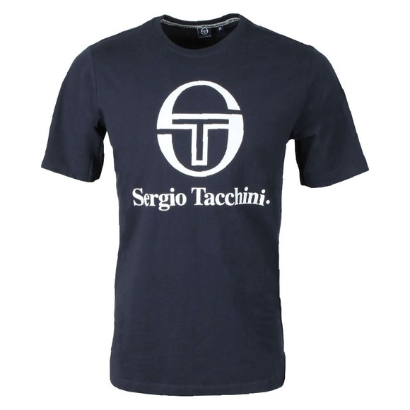 Sergio Tacchini Mens Blue Chiko Tee main image