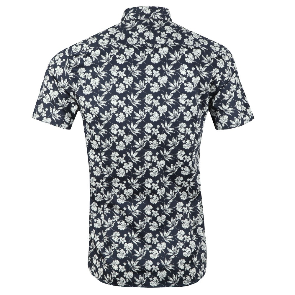 S/S Statement Print Shirt main image