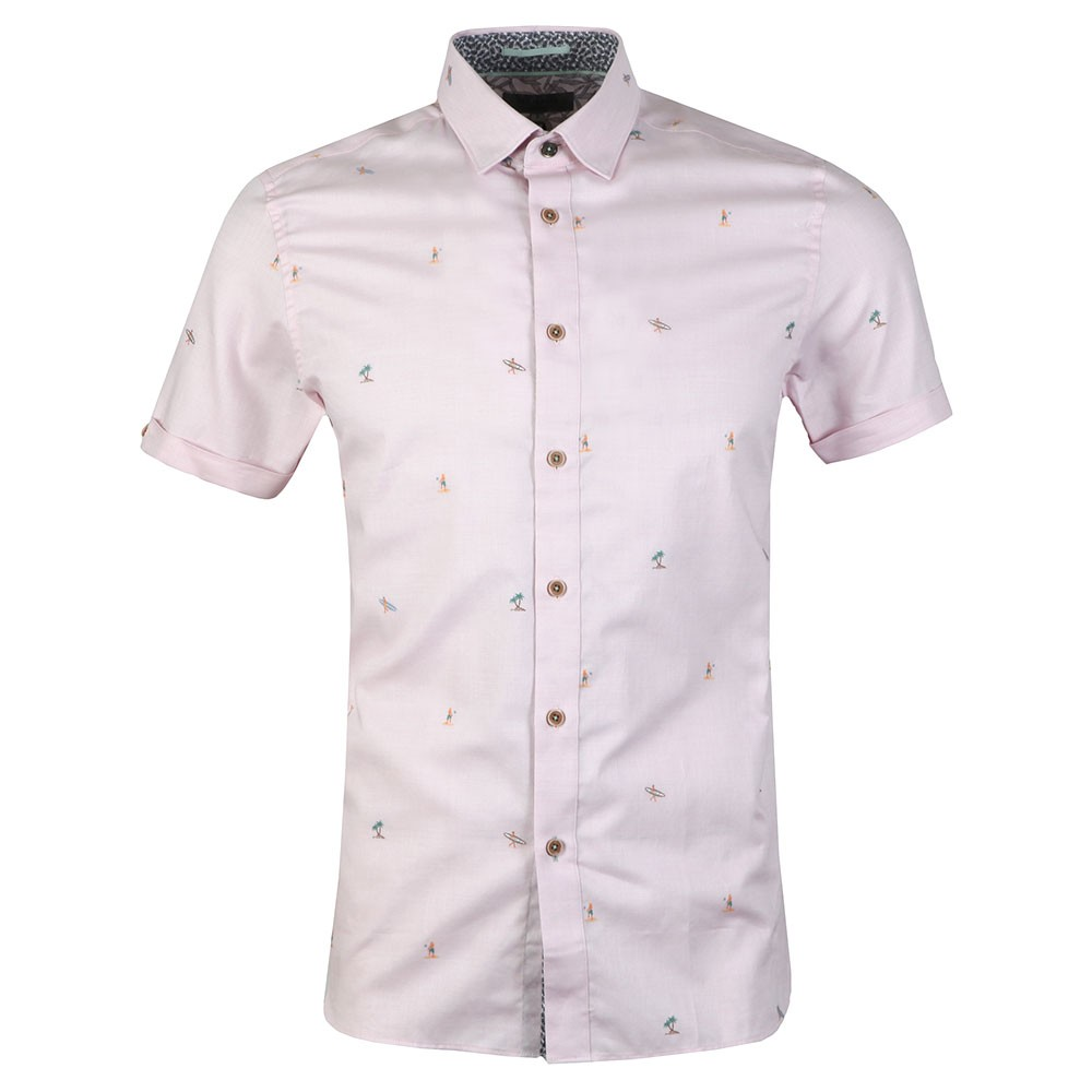 S/S Fil Coupe Shirt