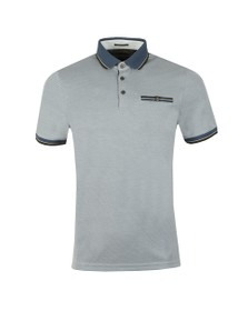 Ted Baker Mens Blue HABTAT Soft Touch Polo