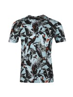 Beakme Parrot Print T-Shirt