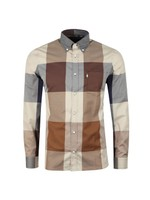 Henlake Giant Club Check Long Sleeve Shirt