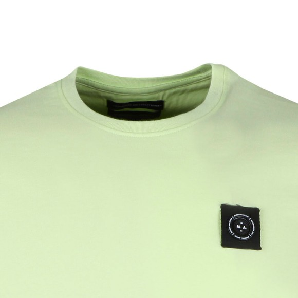 Marshall Artist Mens Green Siren T-Shirt main image