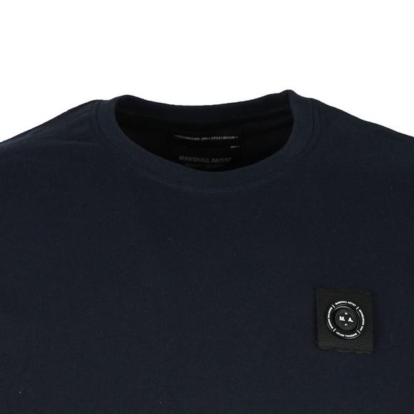 Marshall Artist Mens Blue Siren T-Shirt main image