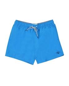 Ted Baker Mens Blue Plain Swim Shorts