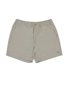 Polo Ralph Lauren Mens Brown Prepster Flat Short