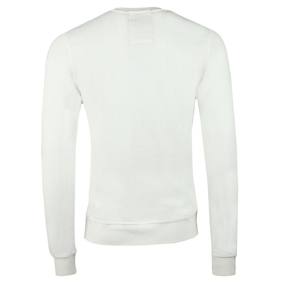 Luke 1977 Mens Off-White Big Day Out Print Detail Sweatshirt main image