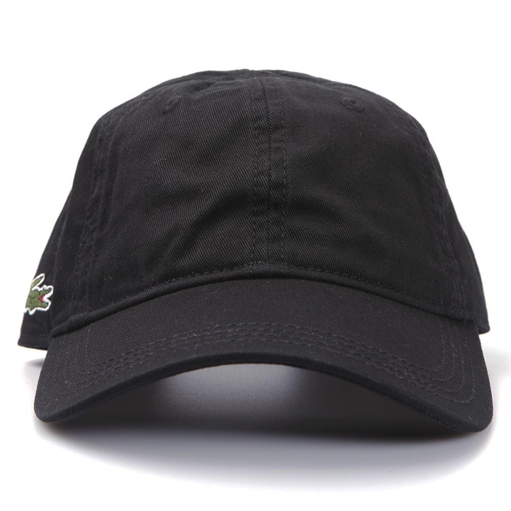 e70894d57 Mens Black RK9811 Logo Cap