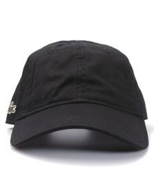 Lacoste Sport Mens Black  RK9811 Logo Cap