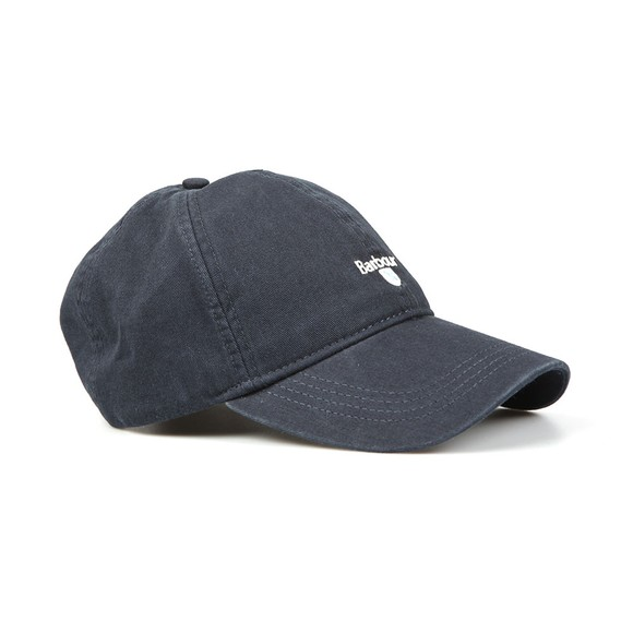 Barbour Lifestyle Mens Blue Cascade Sports Cap
