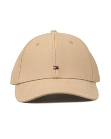 Tommy Hilfiger Mens Beige Recycled Cap